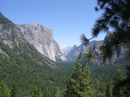 Yosemite National Park, California, 2006